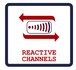 JLupin Reactive Channels.