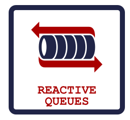 JLupin Reactive Queues.